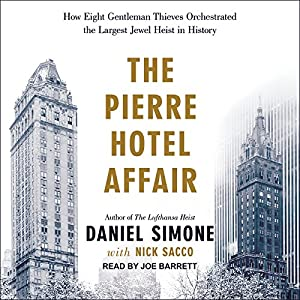 The Pierre Hotel Affair Audiobook