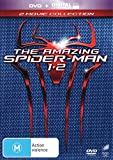 The Amazing Spider-Man + The Amazing Spider-Man 2 - Rise of Electro [DVD + Ultra Violet] [NON-USA Format / PAL / Region 2, 4, 5 Import - Australia]
