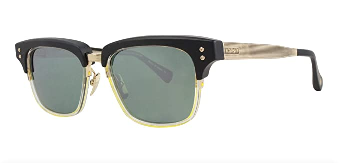 9316bf885b80 Amazon.com  Dita Statesman-Five DRX-2089-A-T-BLK-GLD-53-Z Sunglasses ...