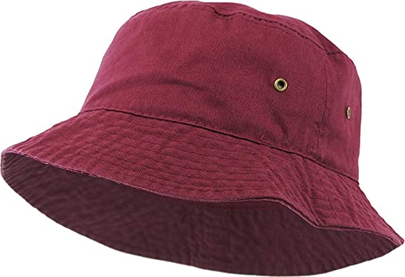 Zipper-G Bucket Hat Casual for Men Women  b9fcf6b033da
