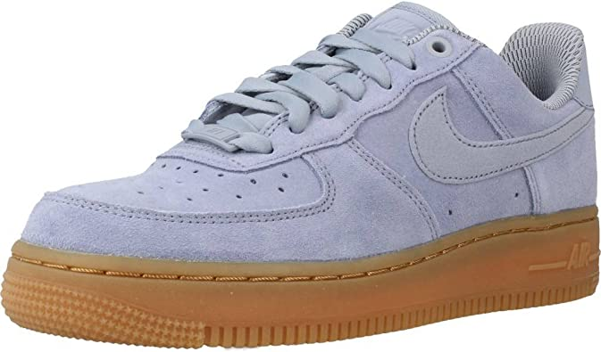 air force 1 mujer azul