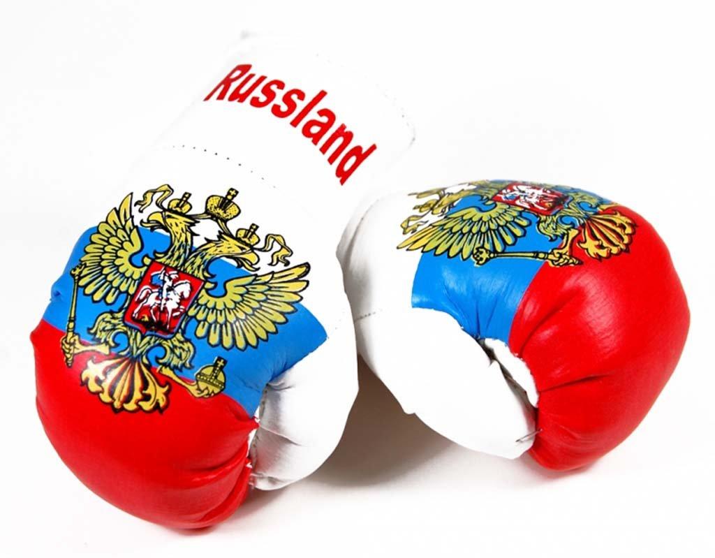 Mini Guantes de boxeo, Rusia Doktor Hardstuff