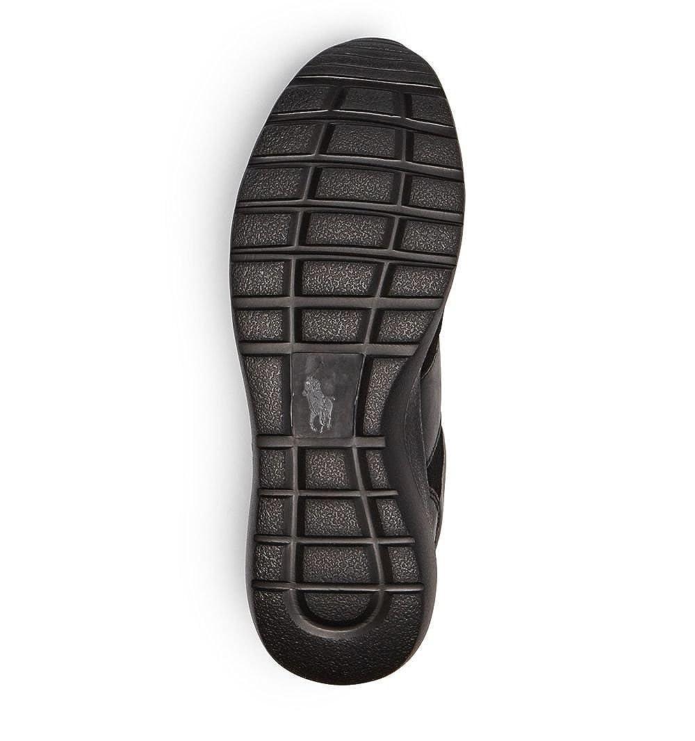 Zapatillas Polo Ralph Lauren Cordell - Color - Negro, Talla - 42 ...