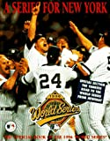 The Official Book of the 1996 World Series, Geraint H. Jenkins, 094262727X