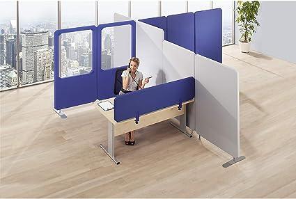 Premium aislamiento acústico de separador – Wandpaneel Altura 1200 mm – Ancho 800 mm, Beige – abtrennung acústica pared