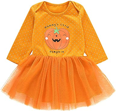 Vectry Vestido Niña Disfraz Niña Infant Baby Girls Halloween ...