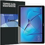 Huawei MediaPad T3 10.0 Pellicola Vetro Temperato, TopACE Vetro Temperato Pellicola Protettiva Protezione Protettore Glass Screen Protector per Huawei MediaPad T3 10.0