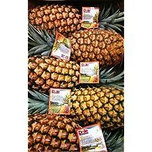 Fresh Tropical Gold Hawaiian Pineapples (2 ea)
