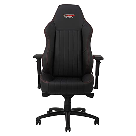 Pleasing Gt Omega Evo Xl Racing Gaming Chair With Lumbar Support Heavy Duty Ergonomic Office Desk Chair With 4D Adjustable Armrest Recliner Pvc Leather Pdpeps Interior Chair Design Pdpepsorg