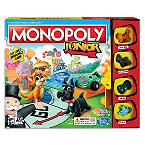 Monopoly Junior - Kids Board Game