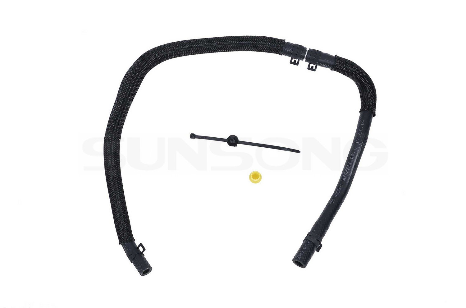 Sunsong 3404233 PS Return Line for Ford