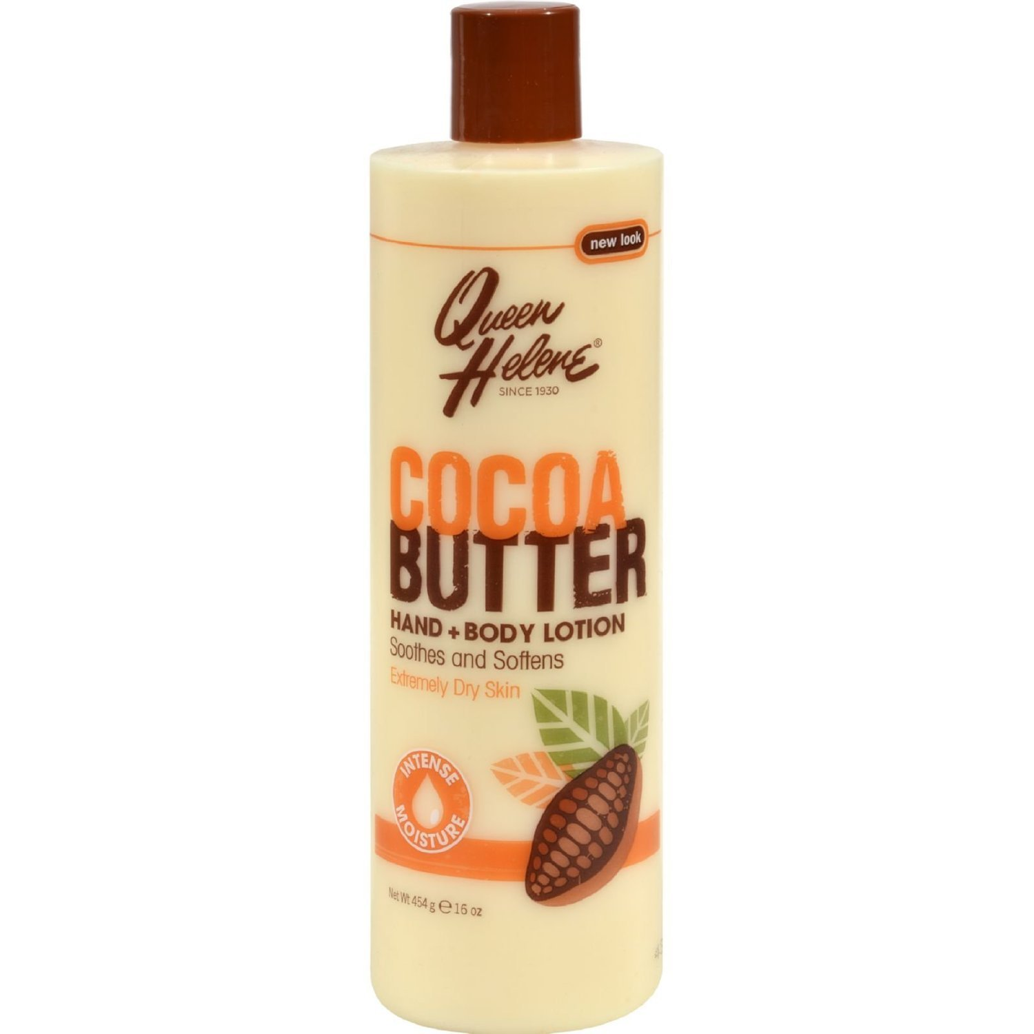 Queen Helene Lotion 16oz Cocoa Butter Hand & Body (3 Pack)