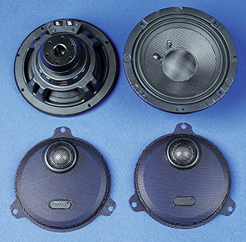 J&M Corporation HCRK-6712TW-XXR Rocker Speaker Kit Xxr Series 6.71 Fairing Speaker, 1 Pack