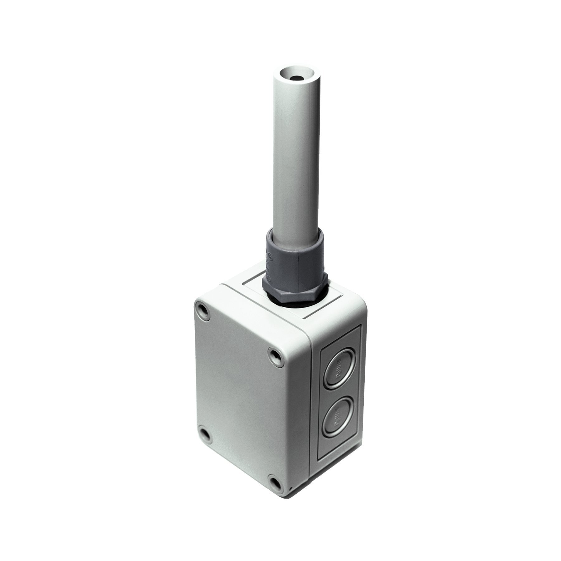 A/TT1K-O-4X | ACI | Analog VDC or mA | Outdoor Outside Air Temperature Sensor | NEMA 4X Housing Enclosure Box |