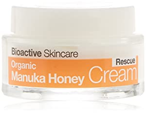 Organic Doctor Manuka Honey Rescue Cream Bioactive 1.7 oz