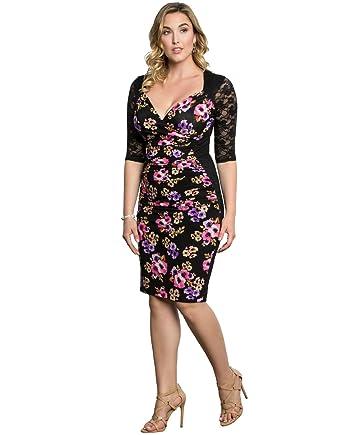 Amazon Kiyonna Womens Stop Stare Ruched Dress Clothing