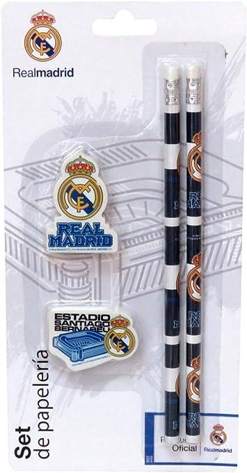 C Y P Set papeleria Real Madrid: Amazon.es: Juguetes y juegos
