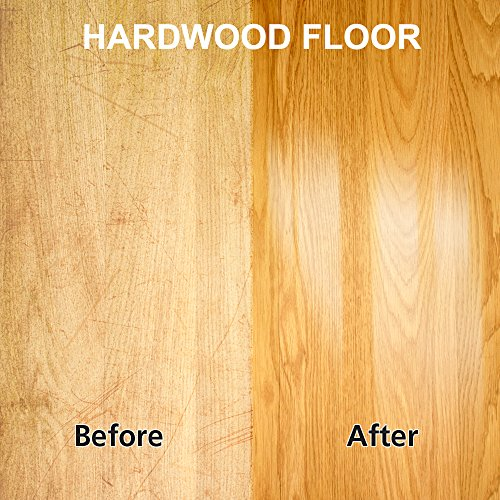 Rejuvenate Professional Wood Floor Restorer with Durable High Gloss Finish Non-Toxic Easy Mop On Application - 32 Ounces by Rejuvenate (Image #2)