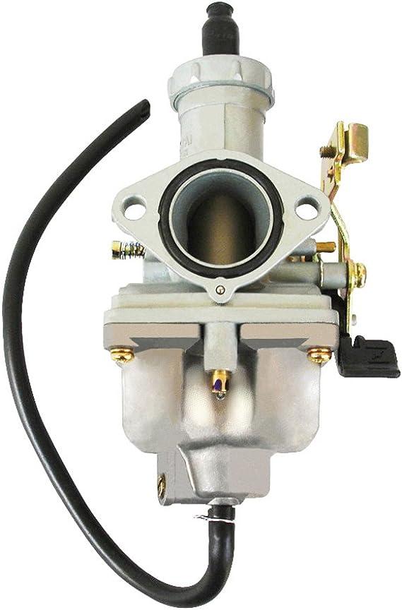 QAZAKY 6pcs Gasket for Carburetor PZ27 4-stroke CG 125cc 149cc ...