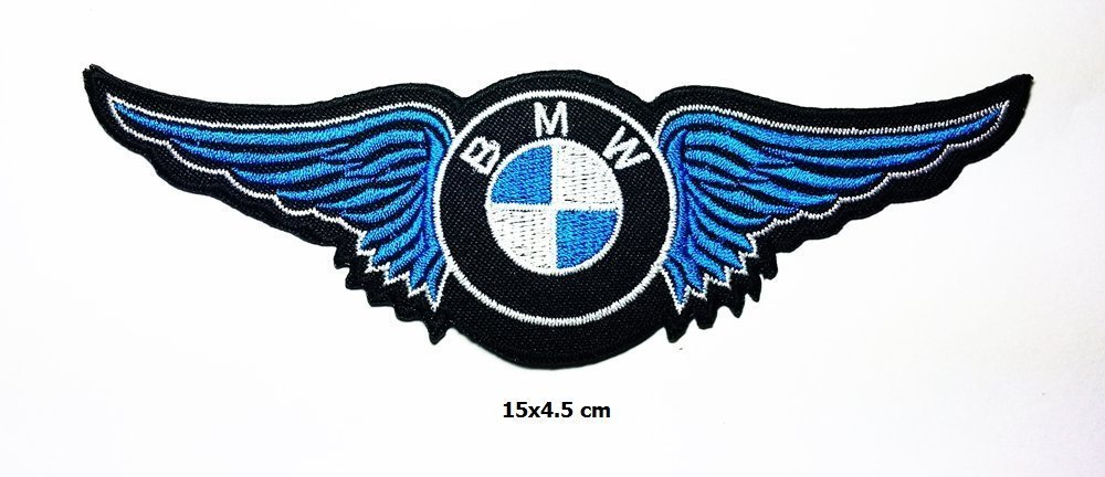 Motor Car Brand Sew On Patch Embroidered Patch Badge