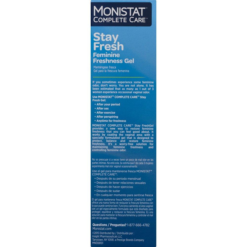 Monistat Complete Care Chafing Relief Powder Gel Harga Terkini Dan Asli Usa  Grosir 15 Oz Pack Of 3 Insight