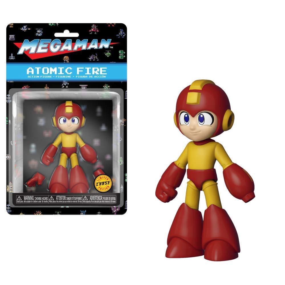 Funko 34819 Action Figure: Mega Man Leaf Shield Multicolor Styles May Vary