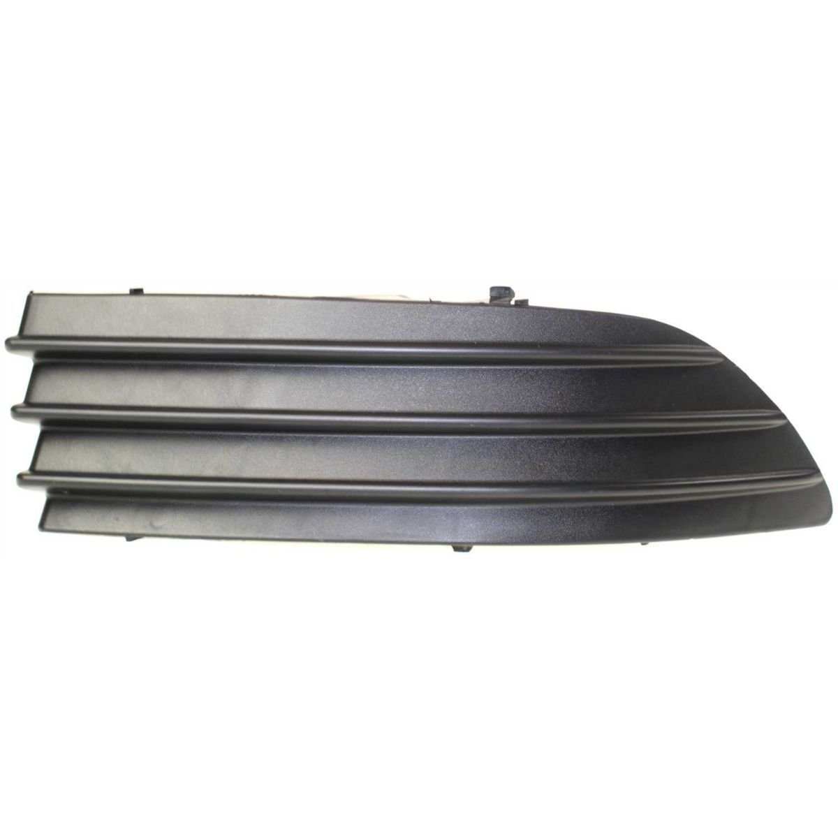 DAT 04-05 TOYOTA SIENNA BLACK BUMPER COVER GRILLE RIGHT PASSENGER SIDE TO1089109 DAT AUTO PARTS