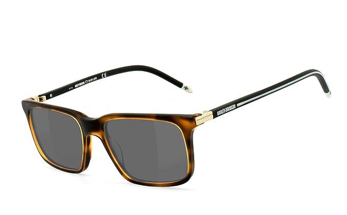 Harley-Davidson - Gafas de sol - para hombre Marrón marrón ...