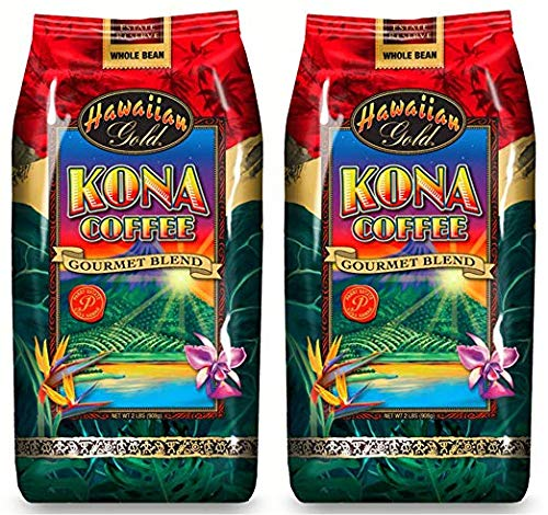 Hawaiian Gold Kona Medium