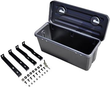 Werkzeugkasten Kunststoff Mit Halter 700x300x300 Für Anhänger Auto