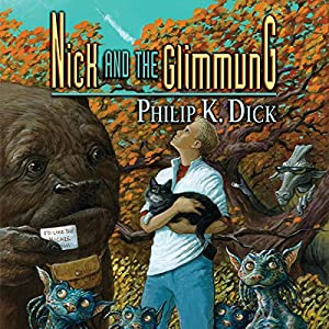 Nick and the Glimmung Audiobook
