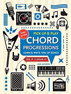 Book Cover: Chord Progressions