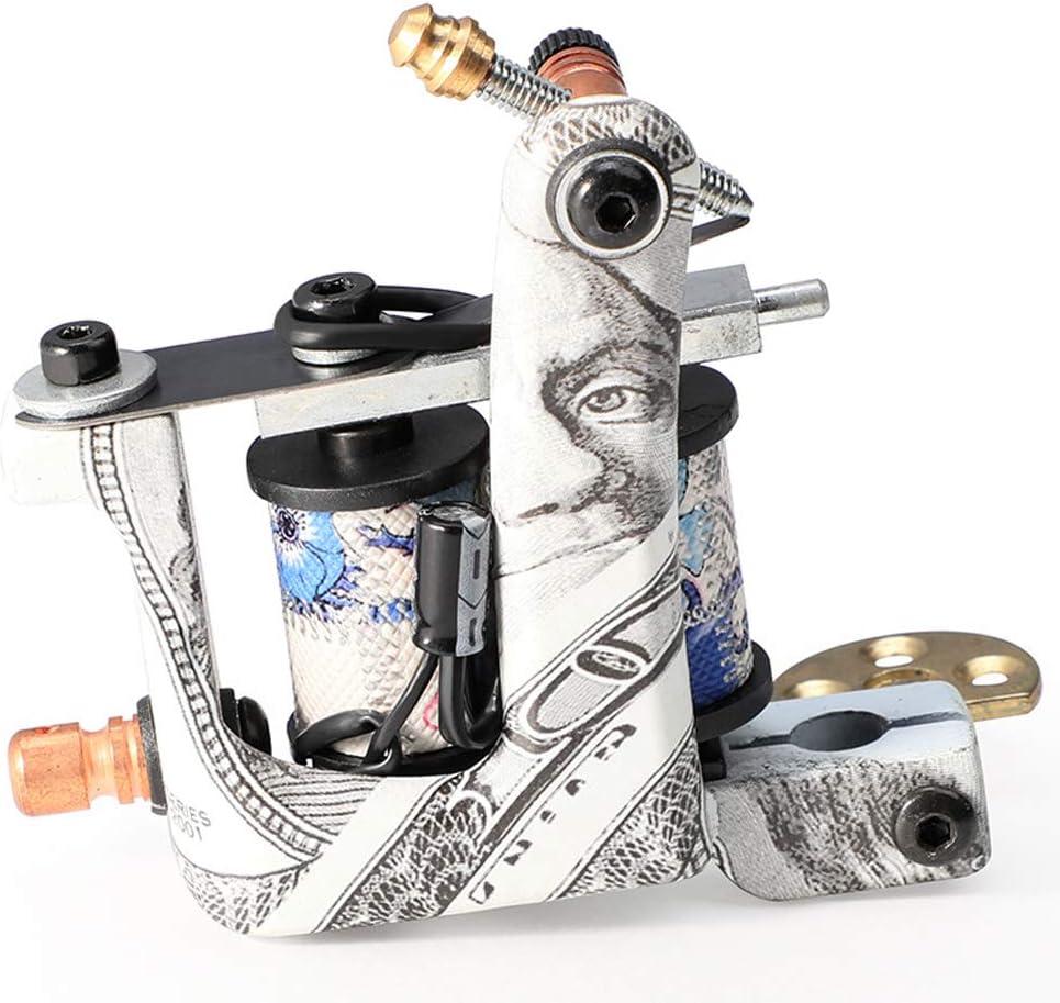 Aleación de bobina máquina de tatuaje, aleación del profesional de ...