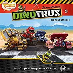 Die Rennstrecke (Dinotrrux 9)