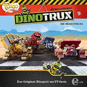 Die Rennstrecke (Dinotrrux 9) Hörspiel