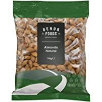 Genoa Foods Almonds Natural, 700 g, Almonds Natural