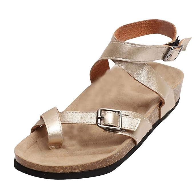 e0088565e44b8 Amazon.com: Women's Sandals by Dainzuy,Summer Open Toe Breathable ...