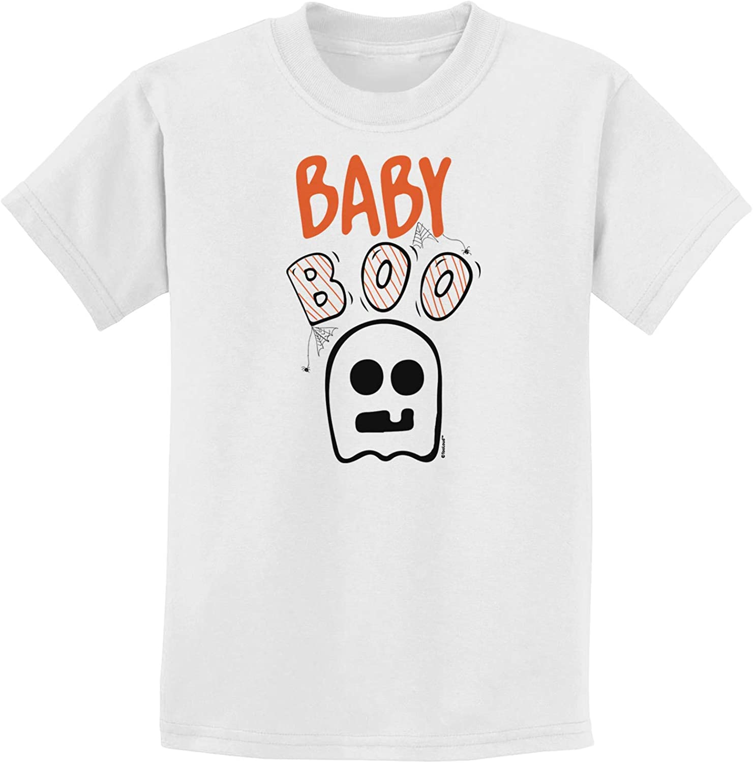 TOOLOUD Baby Boo Ghostie Childrens T-Shirt