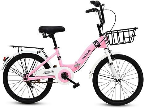 Bicicleta Plegable para niños Bicicleta Infantil de 16 Pulgadas ...