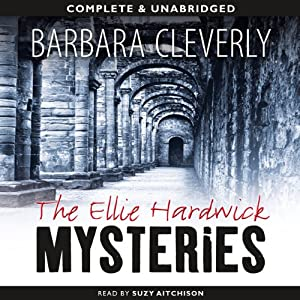 The Ellie Hardwick Mysteries Audiobook