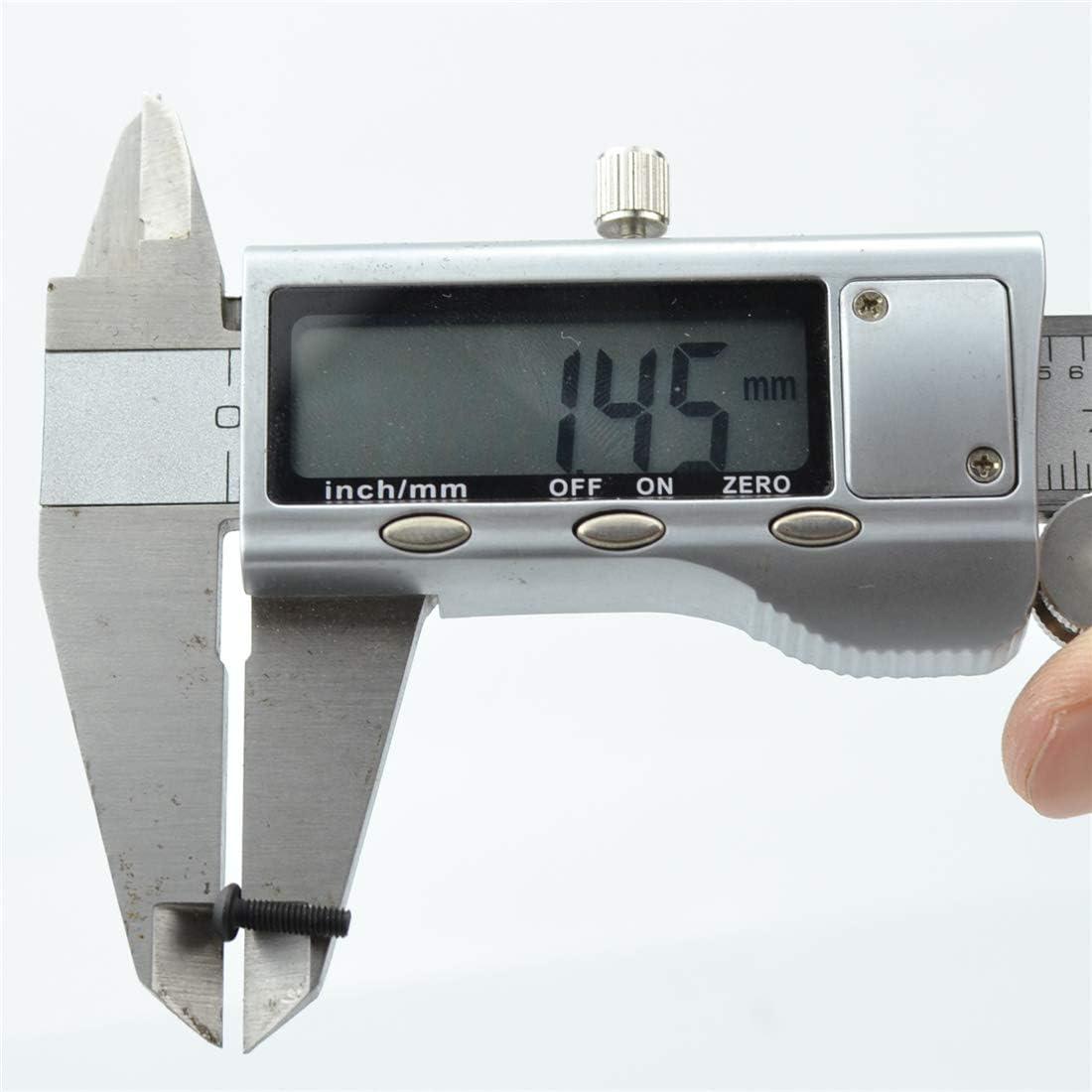 XunLiu Grade 10.9 Alloy Steel Button Head Hex Socket Screws M5X16
