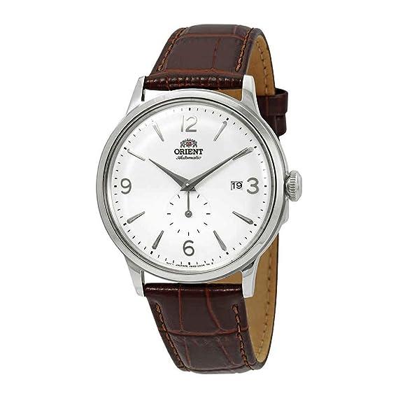 Reloj marca ORIENT, automático, clásico y estilo vintage, con pequeño segundero, ap0002s: Amazon.es: Relojes