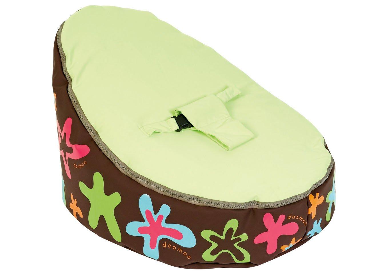 Babymoov - Sillón para niños pequeños, 40 x 60 x 30 cm, color lima (A012301) nbb-677