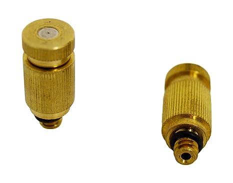 S&m s&m 580529 ugello per nebulizzazione antigoccia 2 pezzi: amazon