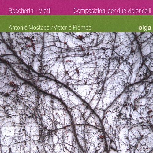 Boccherini & Viotti for 2 Cellos - Christmas Discount On Digital!]()