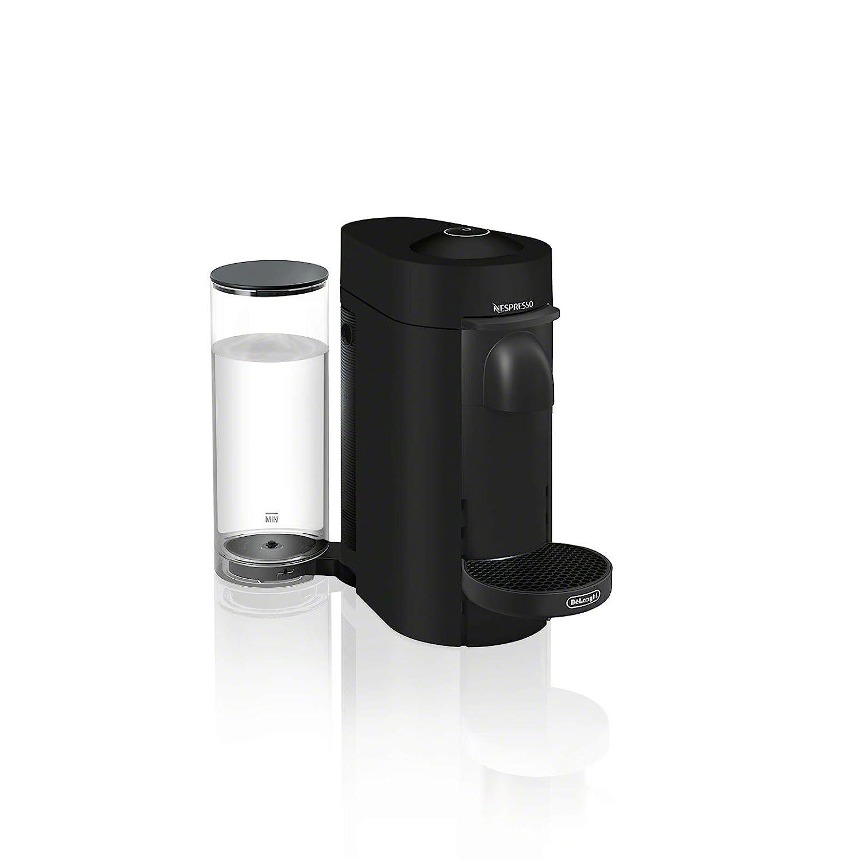 Nespresso VertuoPlus Coffee and Espresso Maker by De'Longhi, Limited Edition Black Matte