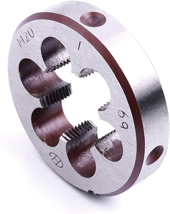 ATOPLEE M22 X 1.5mm Metric Right Hand Thread Die,1pc