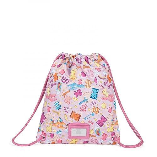 código promocional 343c8 c36ca Tous Mochila S.Planna Candy Bear Multi-Rosa 795900297 ...