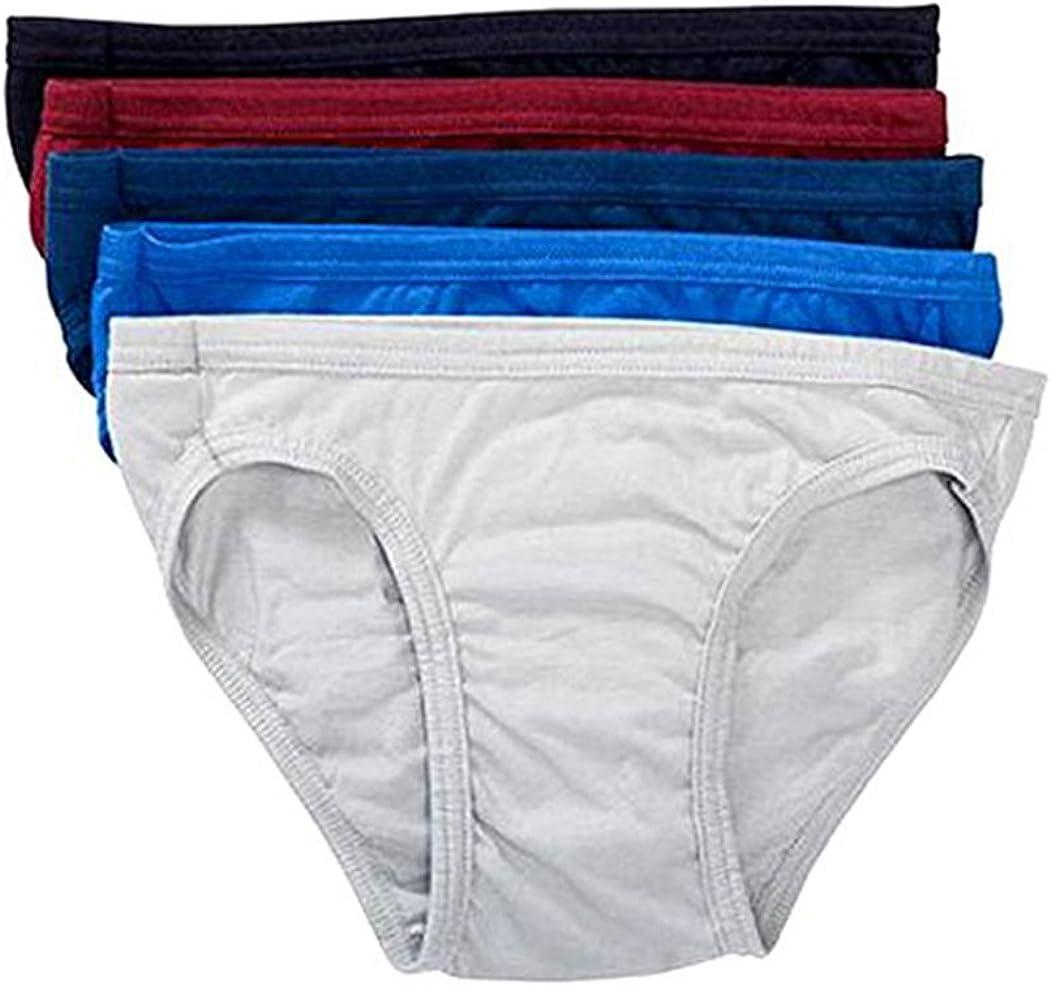 5 Pack Jockey Bikinis Cotton Multi Color