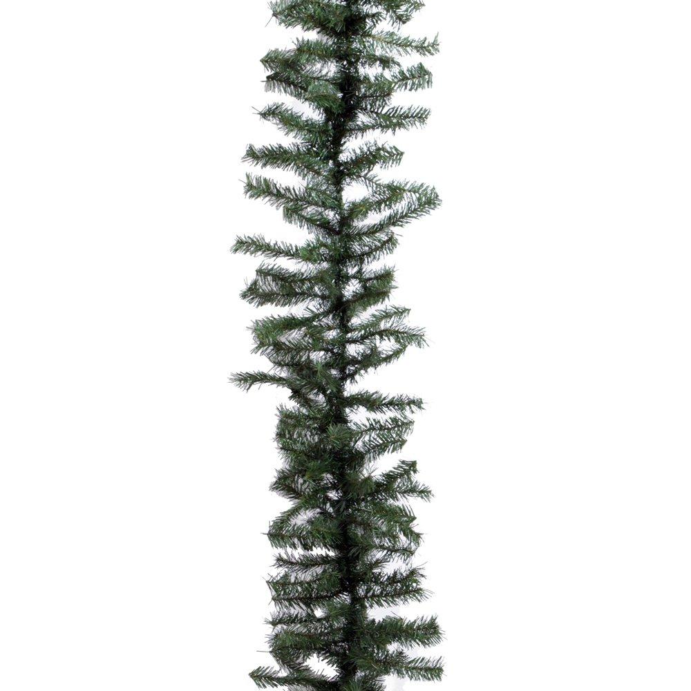 Vickerman 100' x 8'' Unlit Canadian Pine Garland